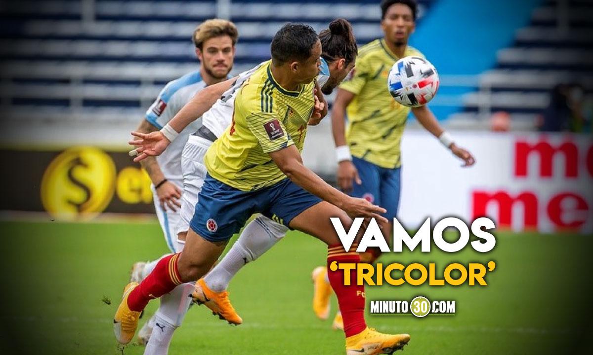 La previa en datos del partido entre Colombia y Uruguay 1