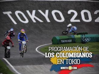 Las finales de BMX sobresalen en la jornada que se viene para los deportistas colombianos 1