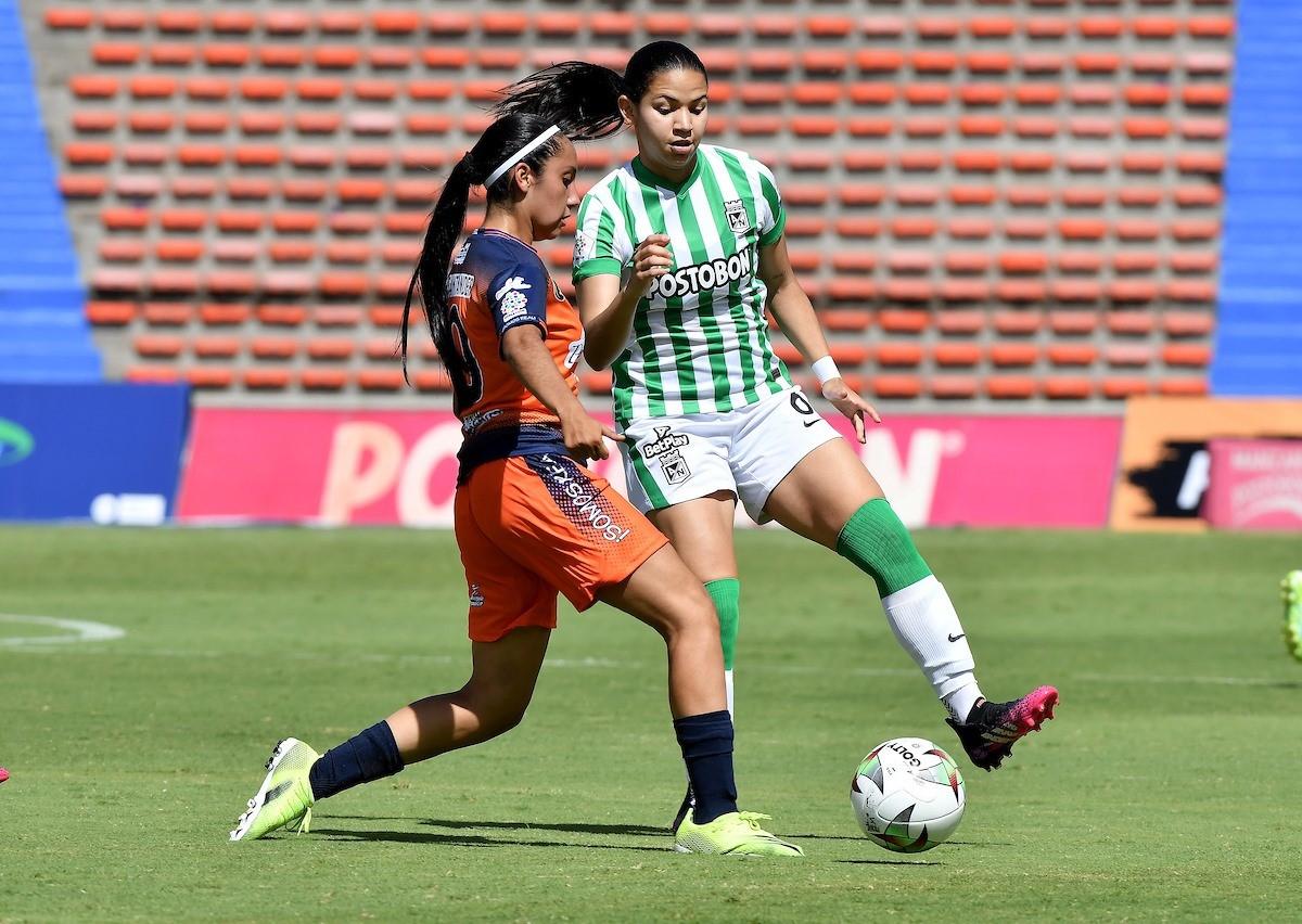 Liga Femenina Nacional vs Real Santander 4 Copiar