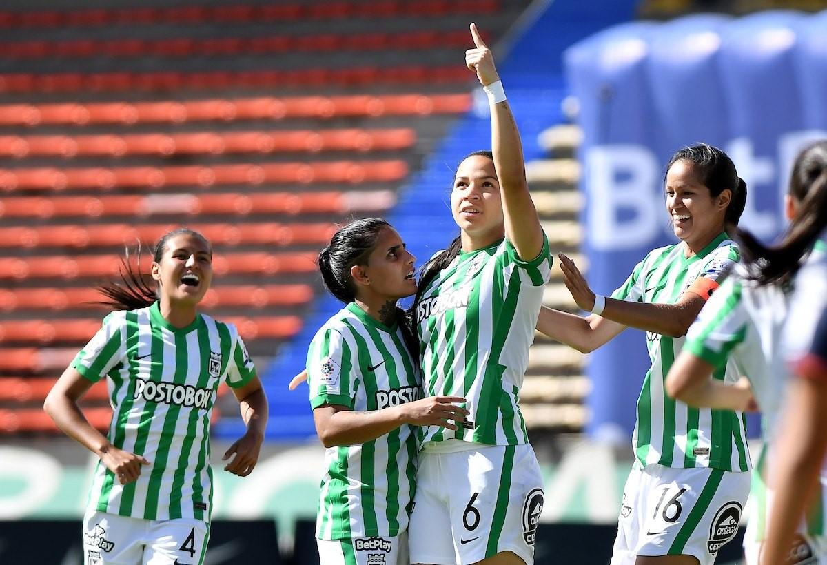 Liga Femenina Nacional vs Real Santander 5 Copiar