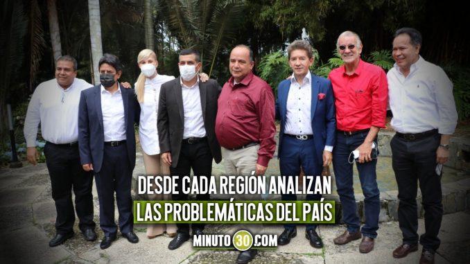 exgobernadores del país