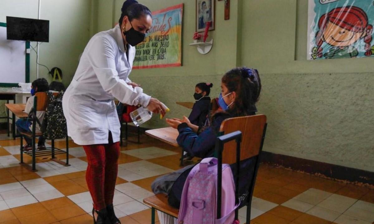 Colegios en Manizales regresaron hoy a clases en alternancia