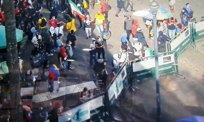 Harán plantón frente al Palacio Nacional en Manizales
