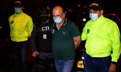 Tras la entrega de alias 'Manolo', separan del cargo al comandante de la Policía del Valle de Aburrá