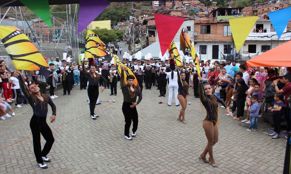 Medellín-festival