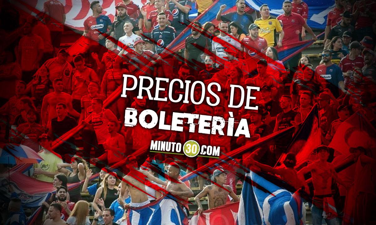Medellin confirmo asistencia de publico al partido de Copa BetPlay