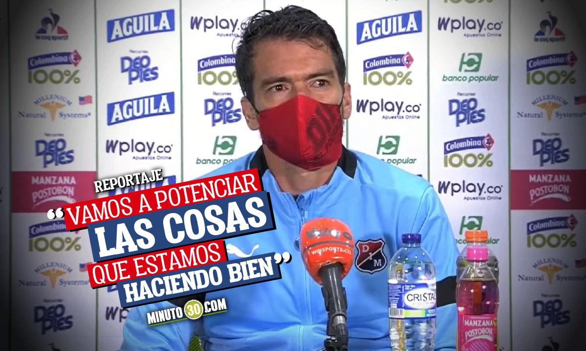 Medellin esta consolidando una idea Sebastian Hernandez