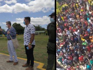 Autoridades proponen acciones para superar crisis migratoria en Necoclí