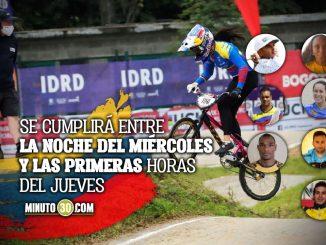 Muchos colombianos estaran en accion en Juegos Olimpicos en esta jornada