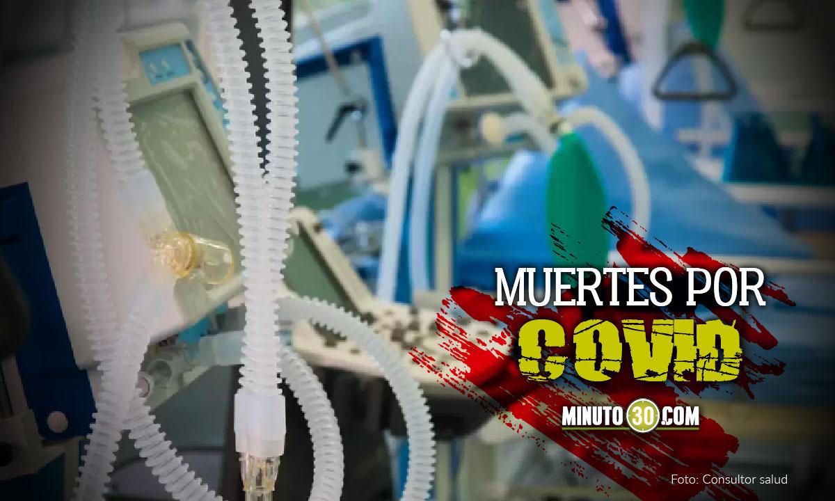 Hoy reportaron 314 fallecidos por Covid en Colombia
