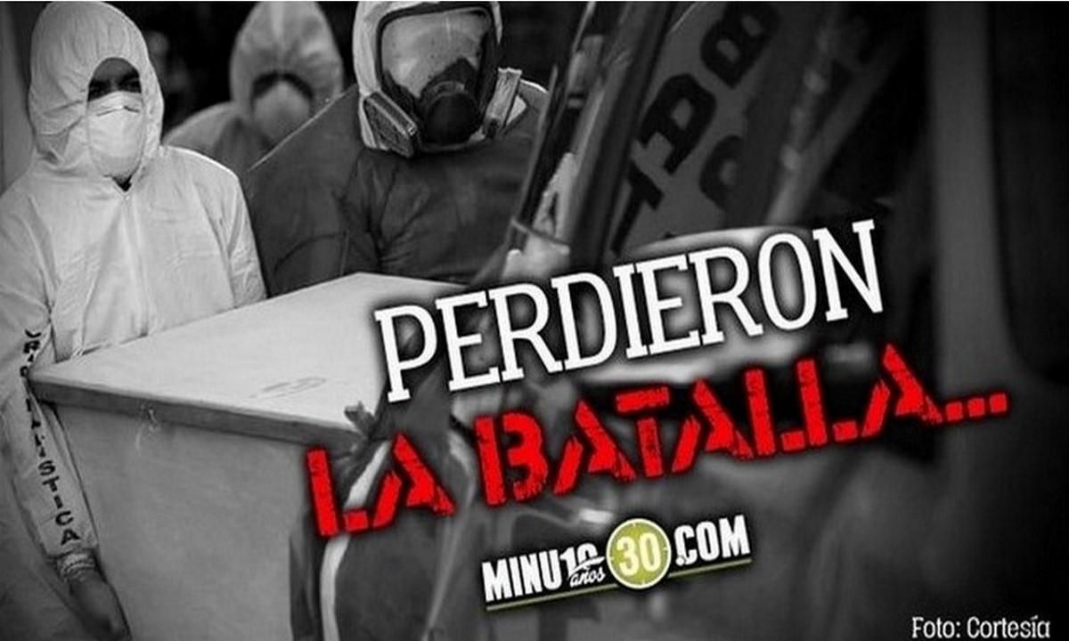 ¡Qué triste! Una niña de 4 años de Medellín entre los 498 fallecidos hoy por Covid