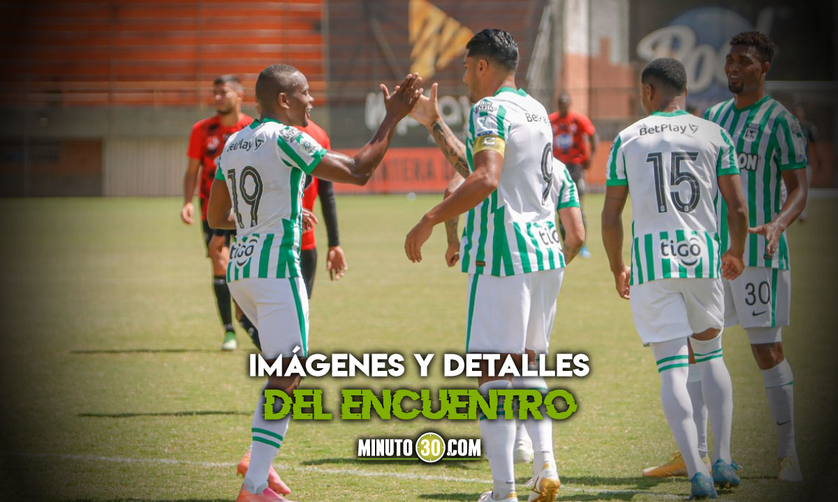 Nacional afronto amistoso con Envigado FC