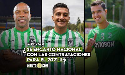 Nacional no podra prestar jugadores que no ha podido inscribir ni tampoco cancelarles el contrato