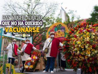 vacunación Feria de Flores