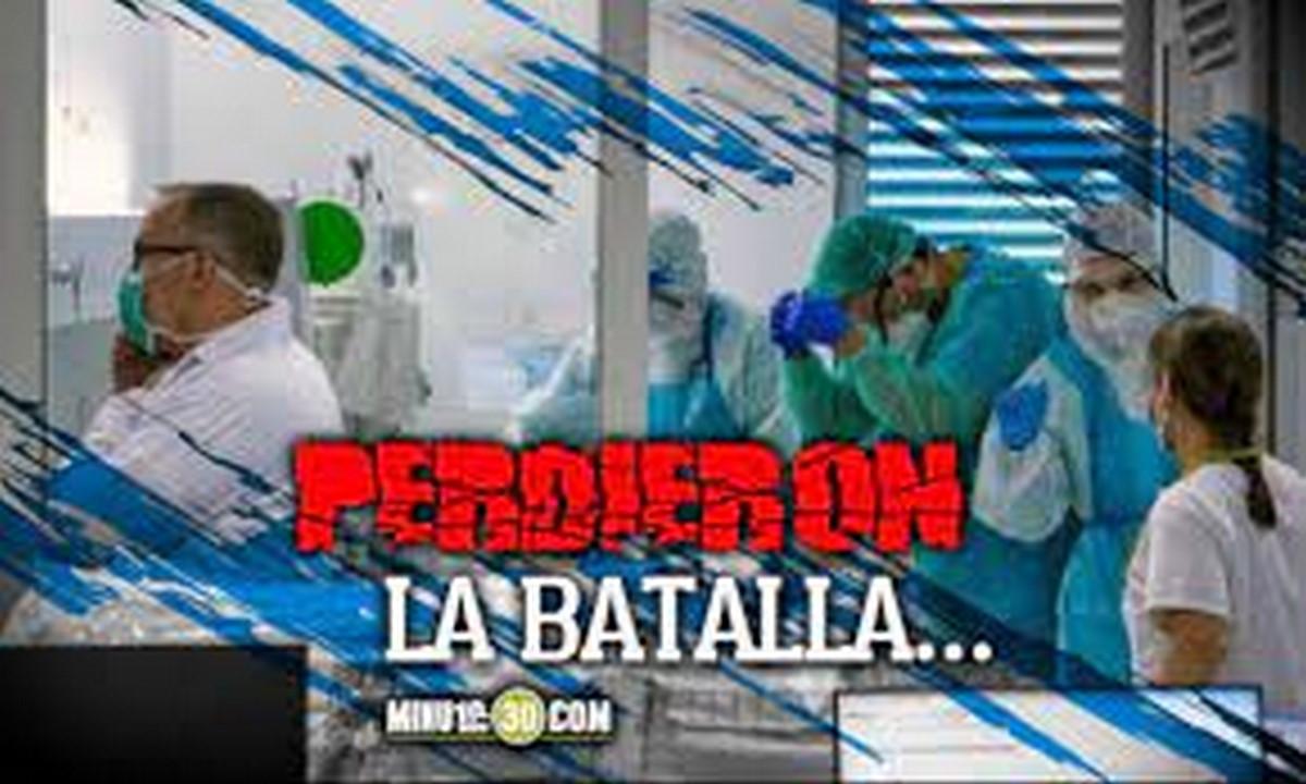 ¡Lamentable! Colombia llegó hoy a los 118.868 fallecidos por Covid