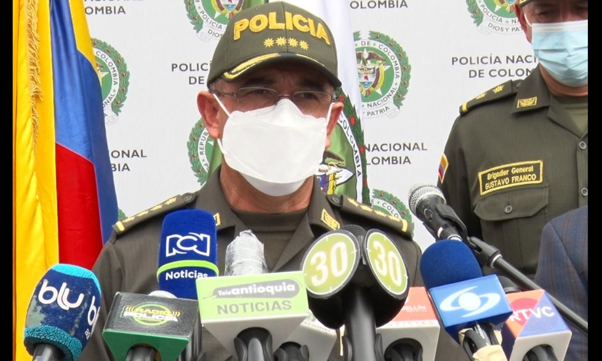 Ofrecen 50 millones en recompensa por información de delincuentes que vandalicen las marchas en Medellín