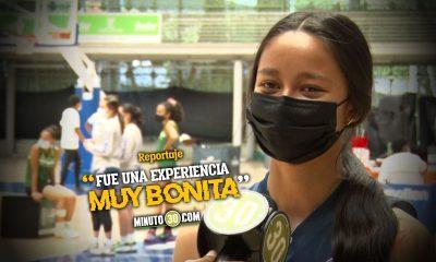 Promesas del baloncesto colombiano mostraron su talento en Medellin