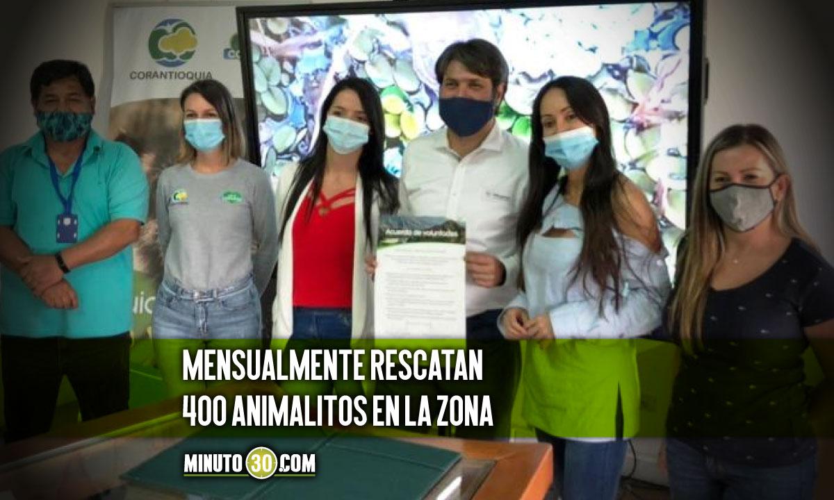 ¡Qué nota! Proteger el medio ambiente es el compromiso de Corantioquia y mineros en el Bajo Cauca