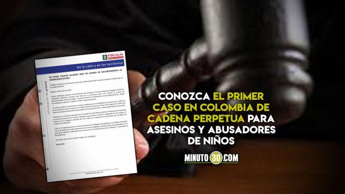 ¡Qué no vuelvan a ver la luz! Primera cadena perpetua en Colombia sería para homicidas de hermanitos en Valledupar