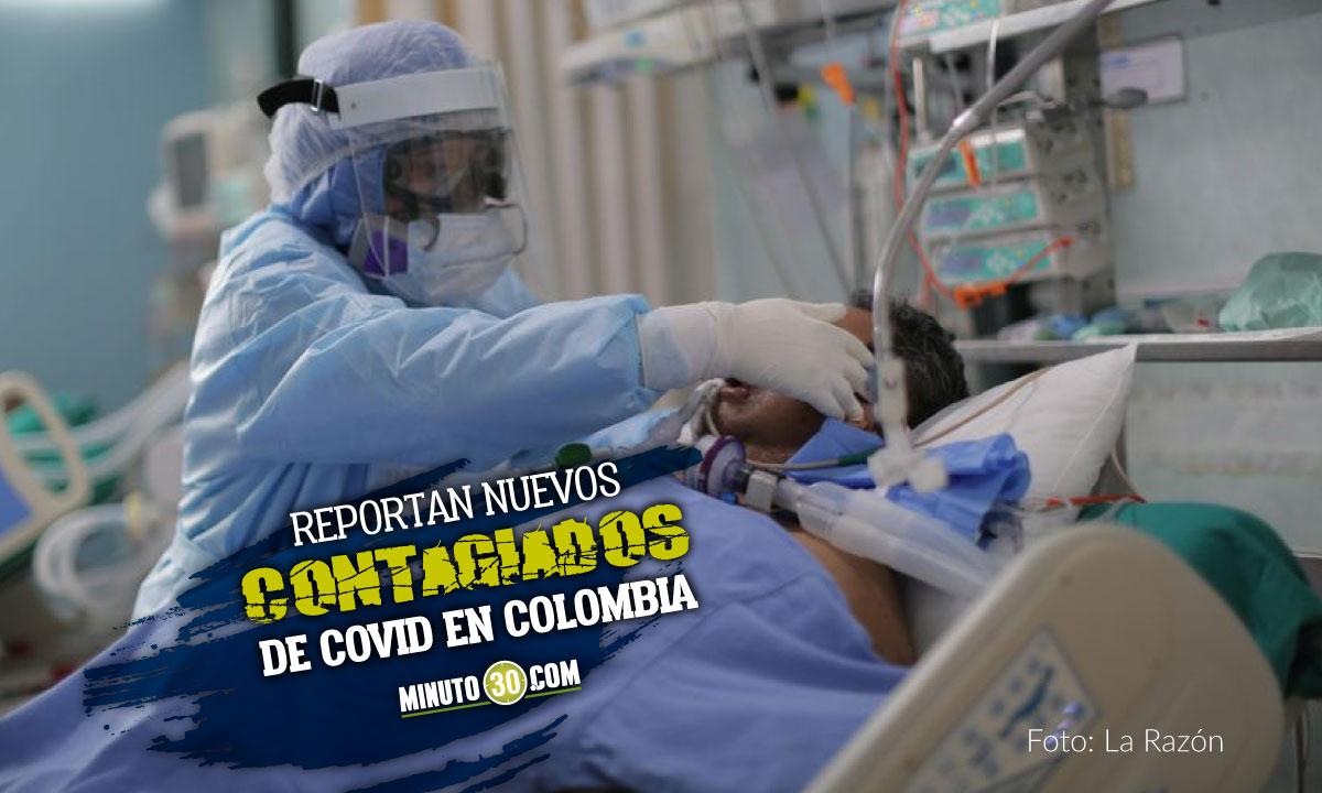 Cifra de contagiados de Covid en Colombia va bajando pero no se descuide