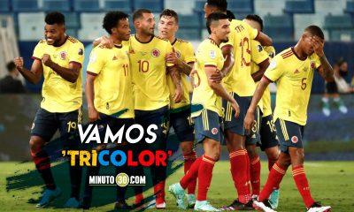 Colombia confirmó los jugadores que enfrentarán a Uruguay