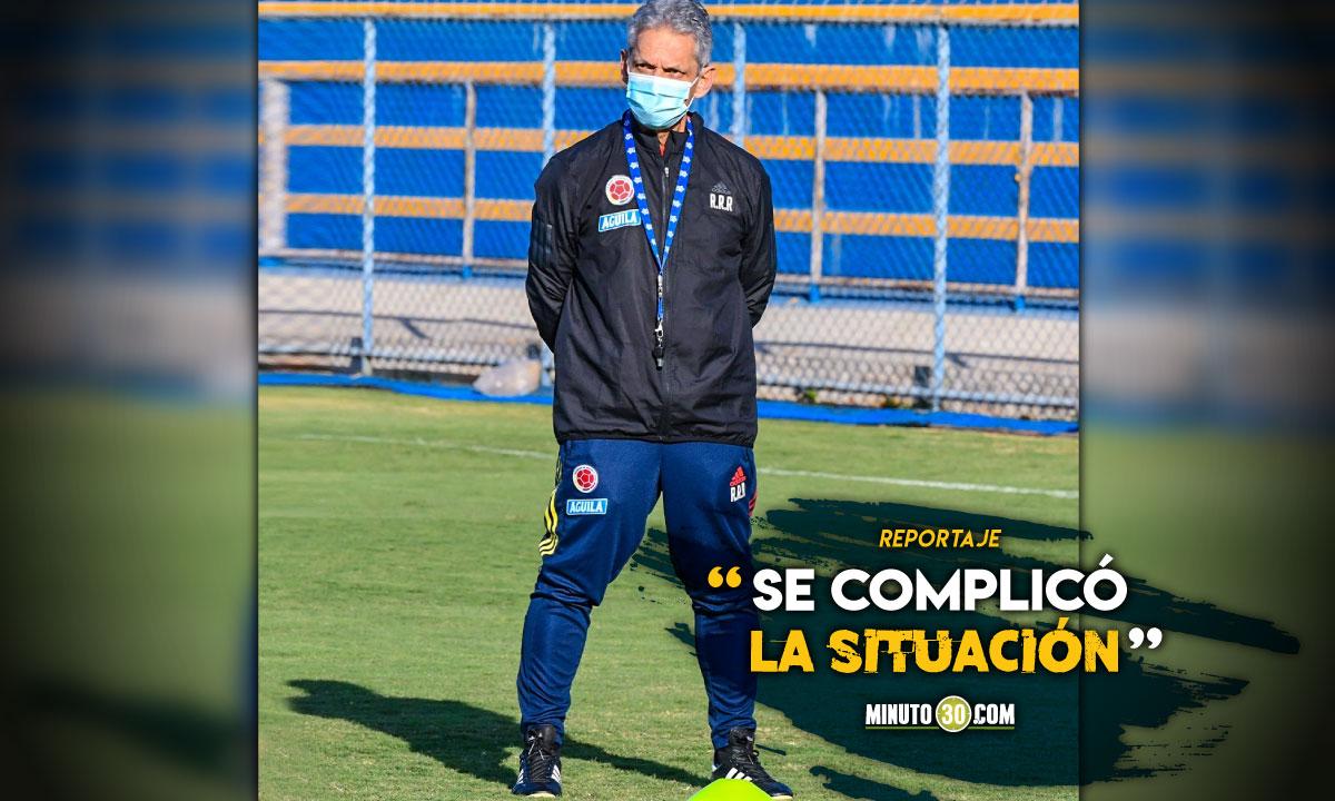 Suplir ausencias de Cuadrado y Uribe principal reto de Rueda