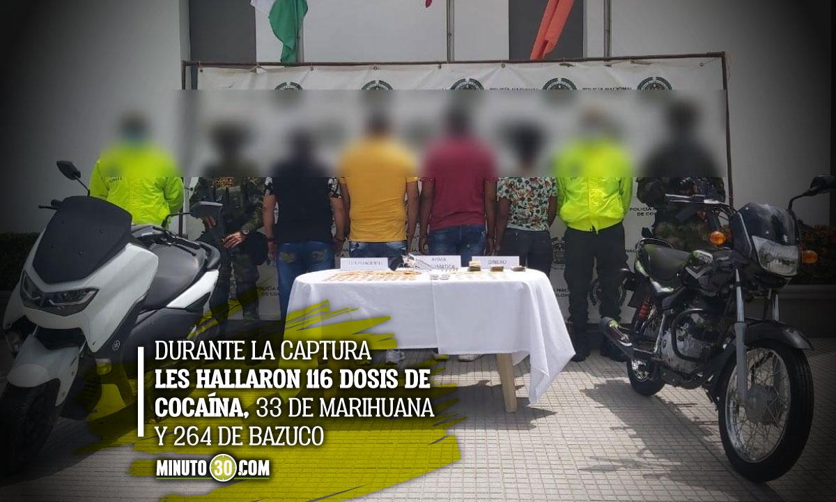 [Video] Utilizaban una droguería en Urabá para vender dosis de marihuana, cocaína y bazuco