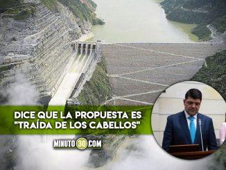 Hidroituango Juan Diego Gómez