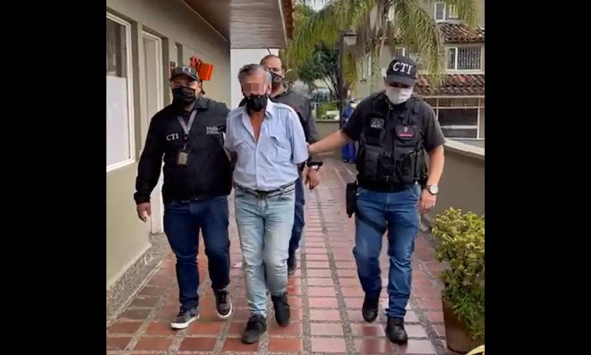 """Enviaron a la cárcel a """"El Garavito del Oriente"""", lo acusan de violar al menos 20 niños"""