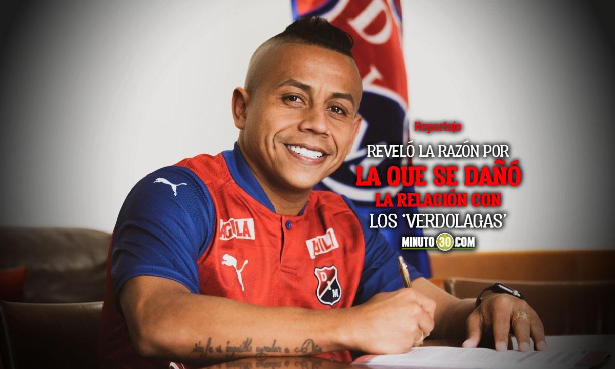 Vladimir Hernandez conto por que cambio de equipo