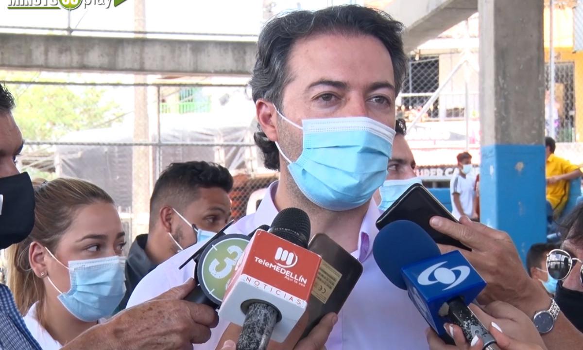 [Video] Autoridades en Medellín refuerzan medidas para el 20 de julio