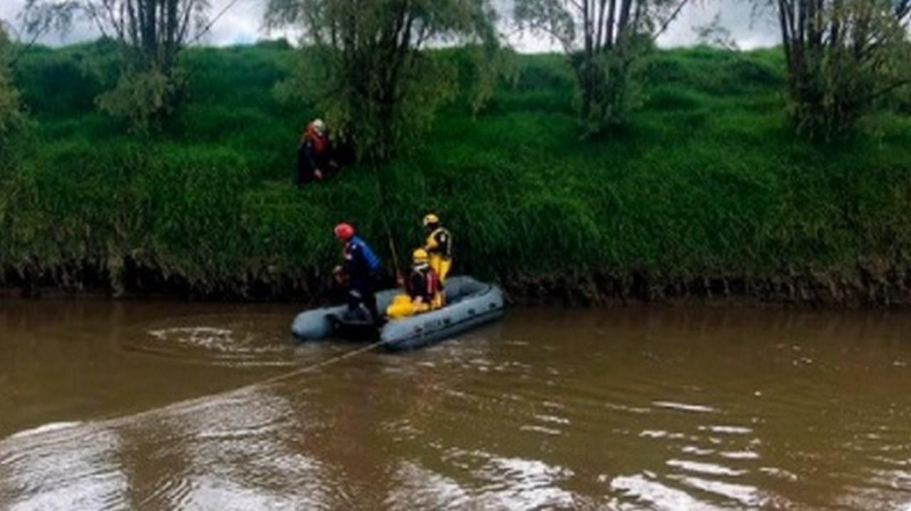 Bomberos buscan adolescente que cayó al Río Bogotá en Cajicá, Cundinamarca - Noticias de Colombia