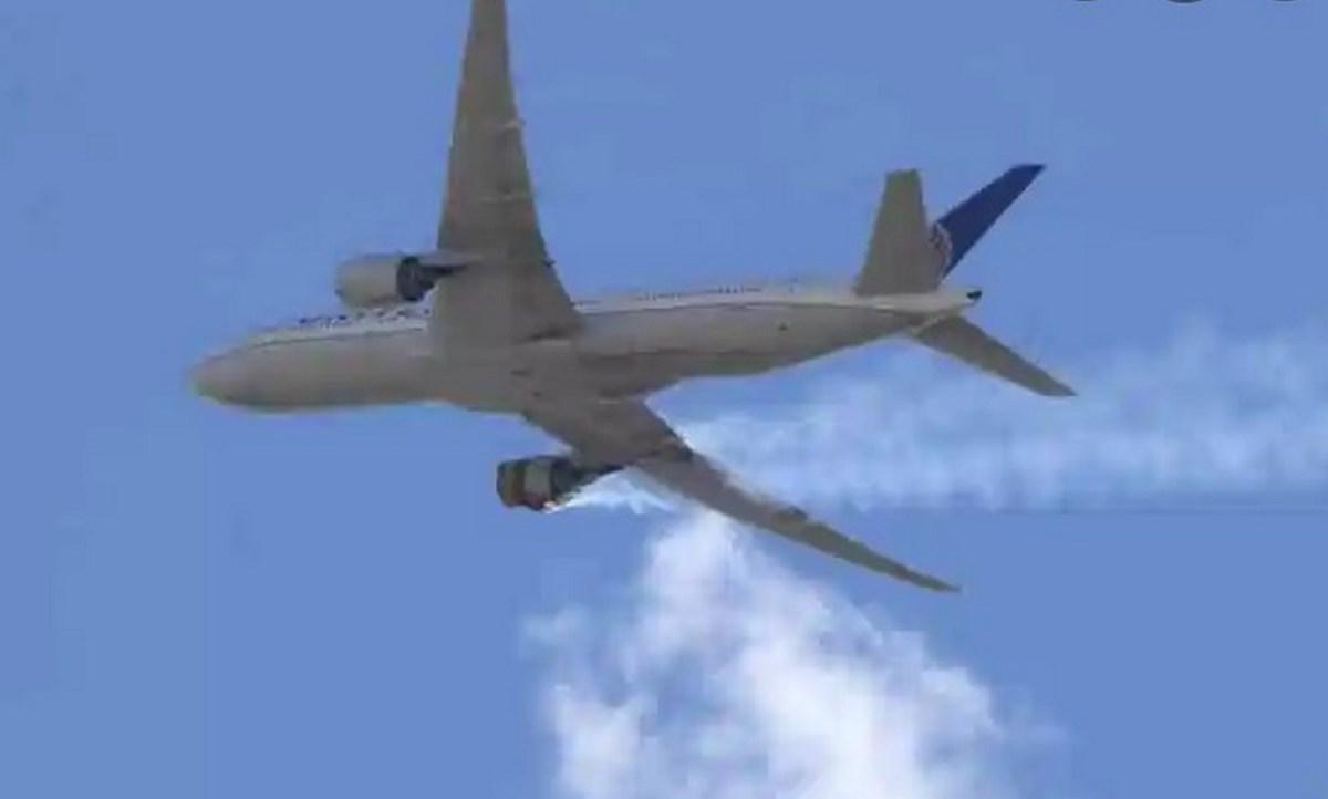 avion atopello mujer cesped