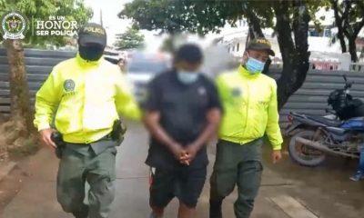 Capturaron a 'La Avispa', supuesto jefe de sicarios en El Bagre, Antioquia