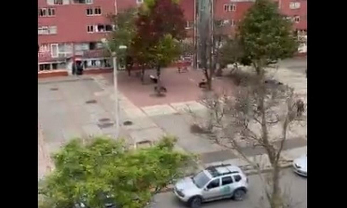 Balacera en Bogotá habría dejado dos personas muertas