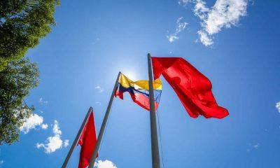Homenajes del Día de la Independencia en Medellín fueron para héroes caídos y las víctimas de Covid-19