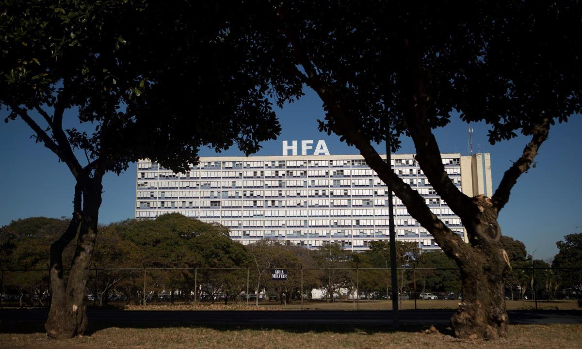 bolsonaro hospital brasil