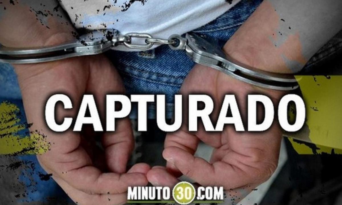 Por pegarle a un Policía capturaron a un Concejal en Cáceres, Antioquia