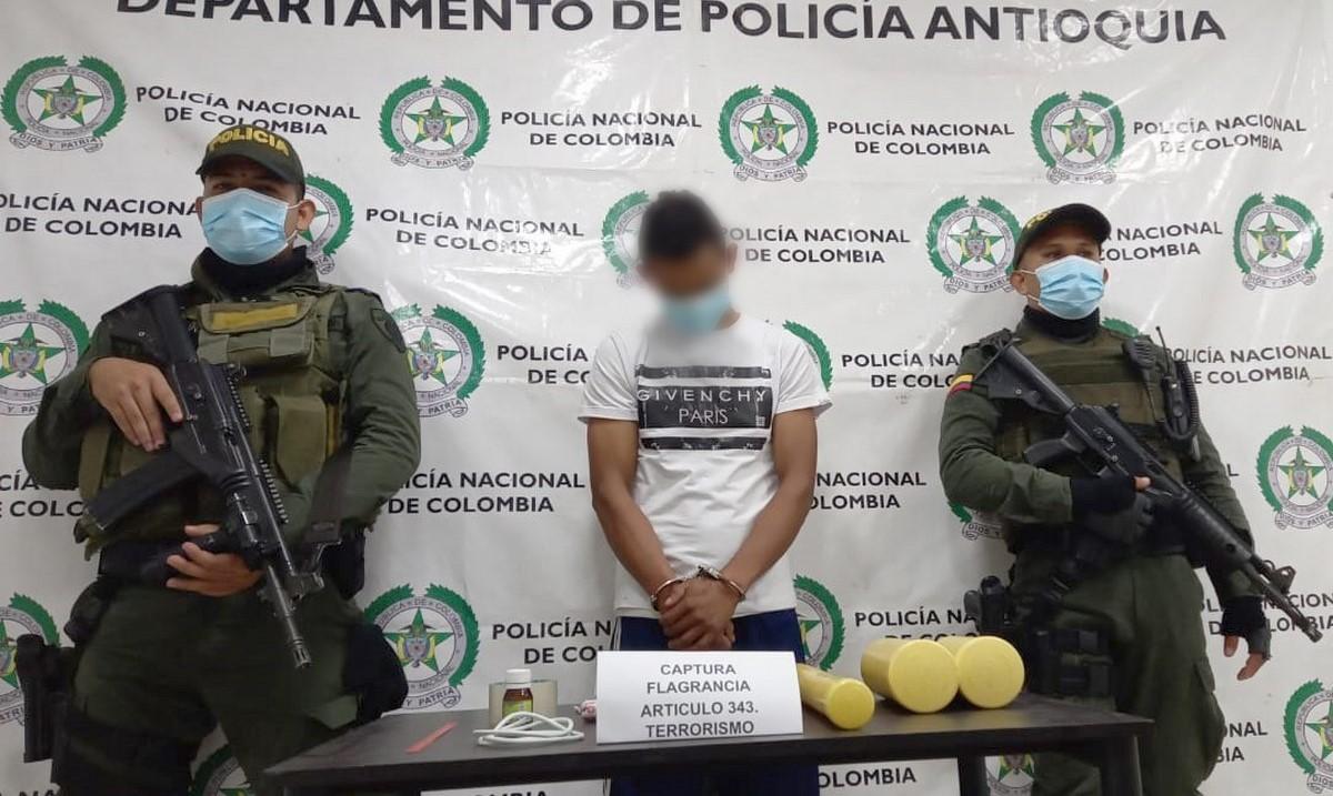 apturado por terrorismo en zona rural de Segovia
