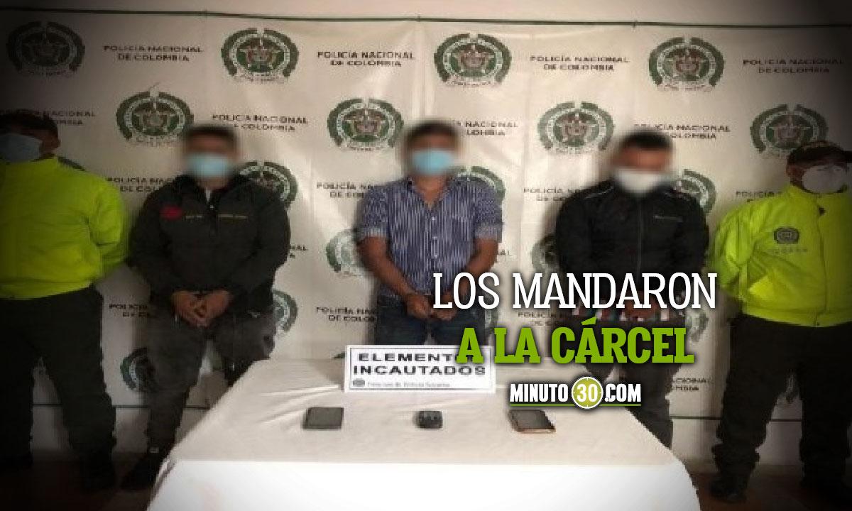 Cayeron 'Los Motoristas' en Santander