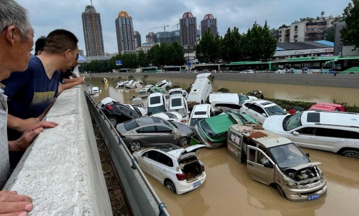 china lluvias