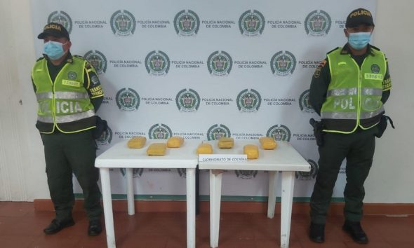 [Video] En una caja de plátanos camuflaron 7 kilos de cocaína