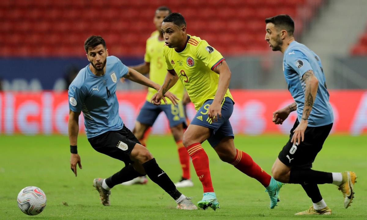 colombia semifinal copa libertadores