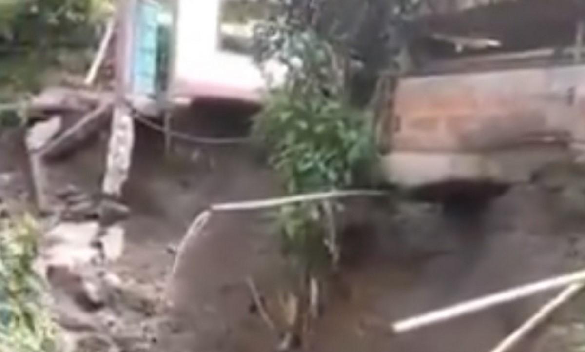 17 veredas afectadas por lluvias en Dabeiba
