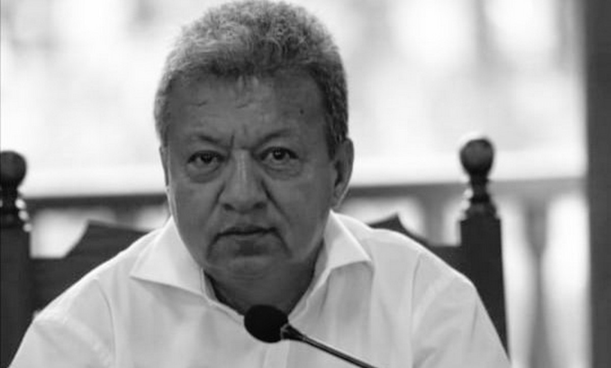 Falleció por Covid concejal de Santa Fe de Antioquia