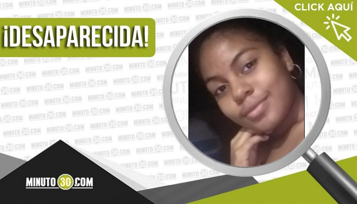 Mirleidis Patricia Torres Vásquez desaparecida