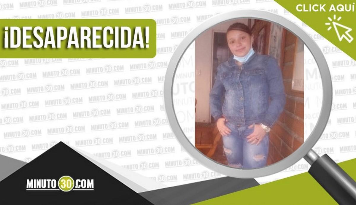 Astrid Mariana Parra Giraldo está desaparecida