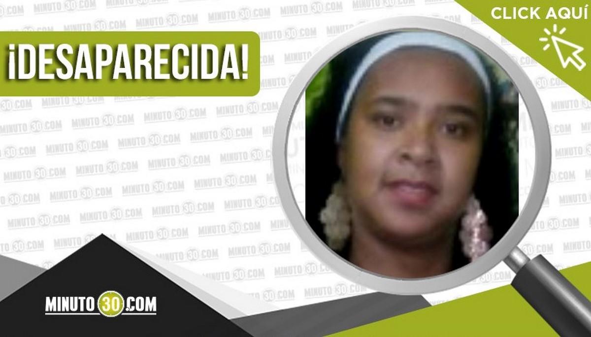 Johana Milena Álvarez Álvarez desaparecida