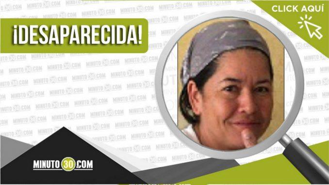 Janeth Patricia Carvajal Gaviria desaparecida
