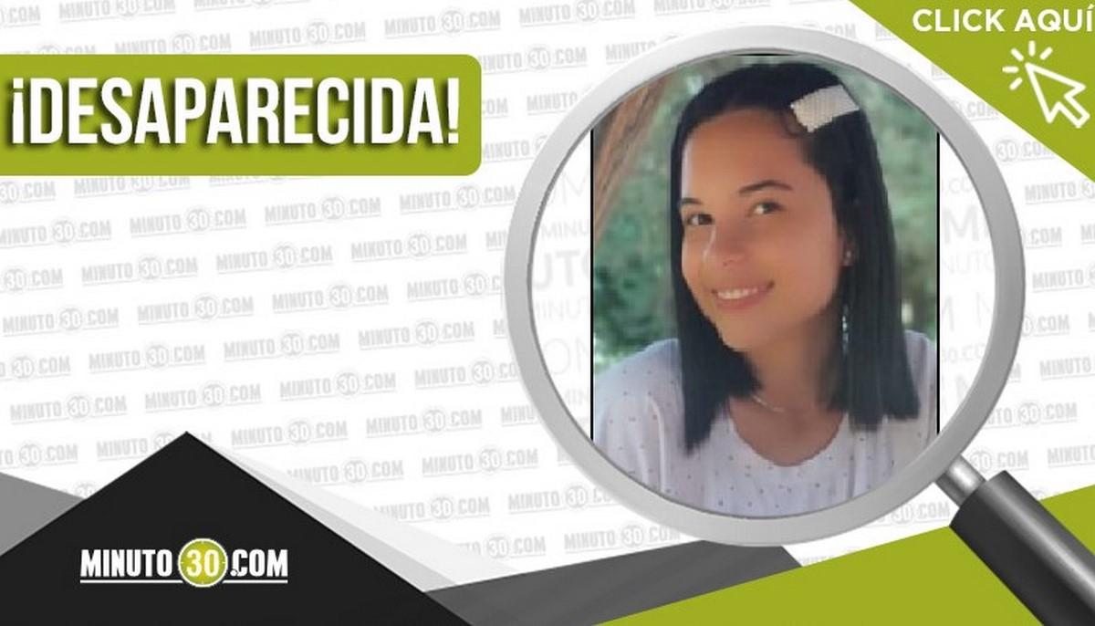 María Isabel Espinoza Bustamante desaparecida